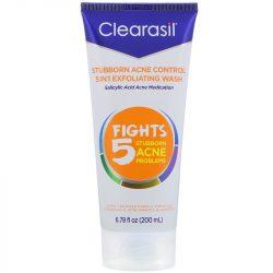 Clearasil hámlasztó hatású arclemosó