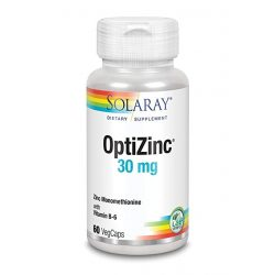 OptiZinc 30 mg 60 db tabletta