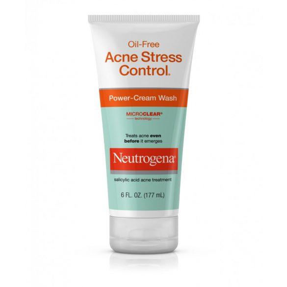 Neutrogena Acne Stress Control Power-Cream Wash