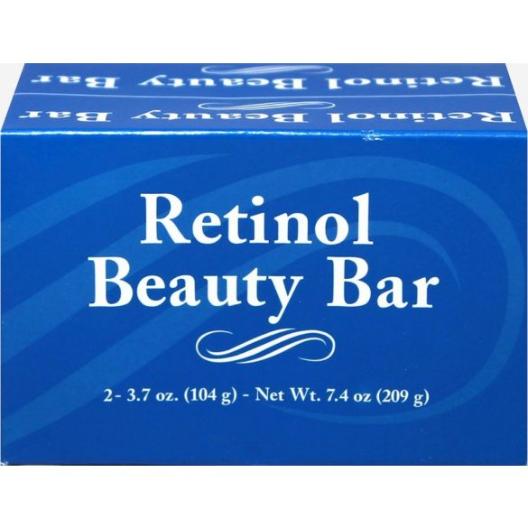 Retinol Beauty Bar szappan 2 db 209 gr