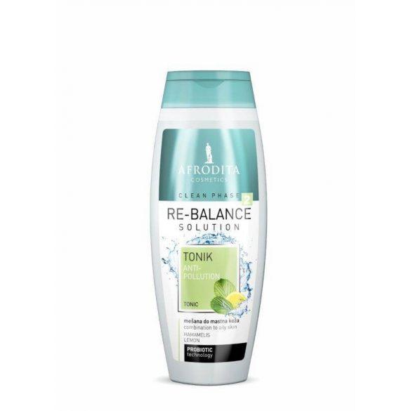 Clean Phase (Re-balance) Alkoholmentes tonic mitesszeres, zsíros bőrre 200 ml