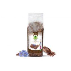 Dr. Natur étkek, Lenmag (Barna kultúrlen). Zsírsavakban és rostban bővelkedő, emésztést elősegítő mag. 500g