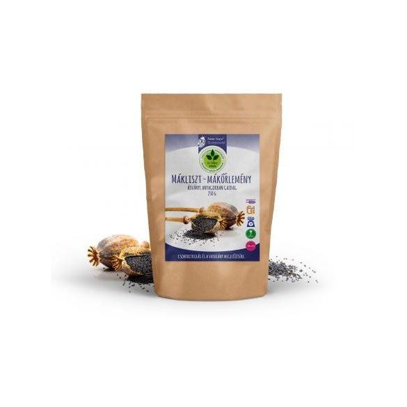 Dr. Natur étkek, Prémium Mákliszt – Mákőrlemény, Ásványi anyagokban gazdag, alacsony szénhidrát tartalmú 250 g