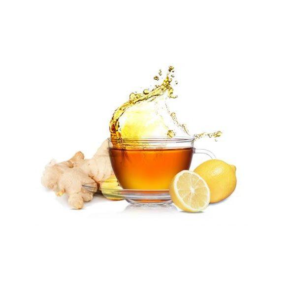 Natur Tanya® Szerves C-por – azonnal oldódó, gyömbéres - citromos ízű C-vitamin por, 60 adag