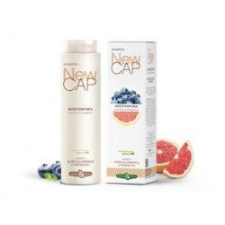 NEWCAP® korpásodás elleni sampon prebiotikumokkal és hialuronsavval. Szerelem első mosásra!