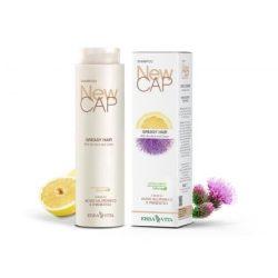 NEWCAP® sampon zsíros, lelapuló hajra prebiotikumokkal és hialuronsavval. Szerelem első mosásra!