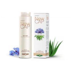 NEWCAP® sampon száraz, töredezett hajra prebiotikumokkal és hialuronsavval. Szerelem első mosásra!