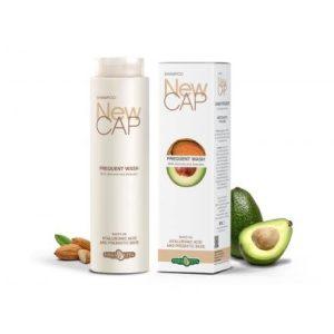 NEWCAP® sampon gyakori hajmosáshoz prebiotikumokkal és hialuronsavval. Szerelem első mosásra!