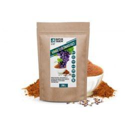 Natur Tanya® Prémium VÖRÖS SZŐLŐMAG ŐRLEMÉNY (SZŐLŐMAGLISZT) – Prémium minőség 300 mikron szemcseméret 250g