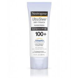 Neutrogena Ultra Sheer Dry-Touch  SPF100+  napozó krém 88ml