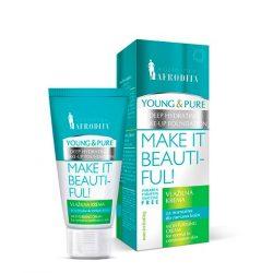Young and Pure hidratáló krém 50 ml /normál és vegyes bőrre/