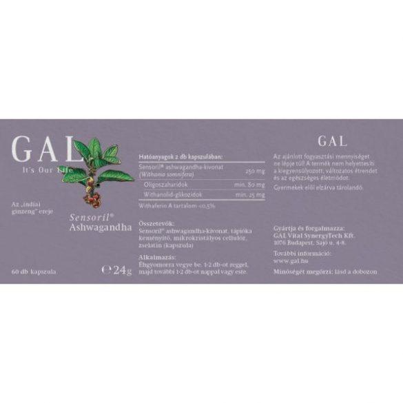 GAL Sensoril® Ashwagandha