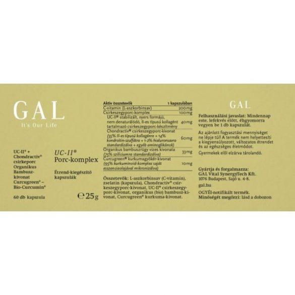 GAL UC-II Porc-komplex