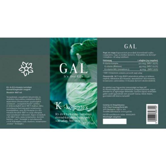 GAL K-komplex vitamin