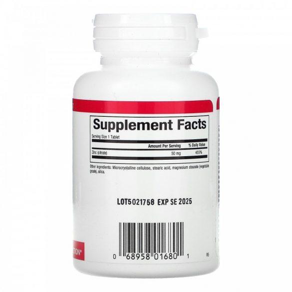 Zinc Citrate 50 mg 90 db kapszula