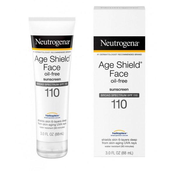 Neutrogena, Age Shield öregedés elleni fényvédő krém