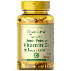 D3 vitamin 2.000NE 200 gélkapszula