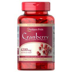 Cranberry tőzegáfonya 4200mg 100db