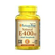 E vitamin Mixed tocopherols  400 NE 100 db