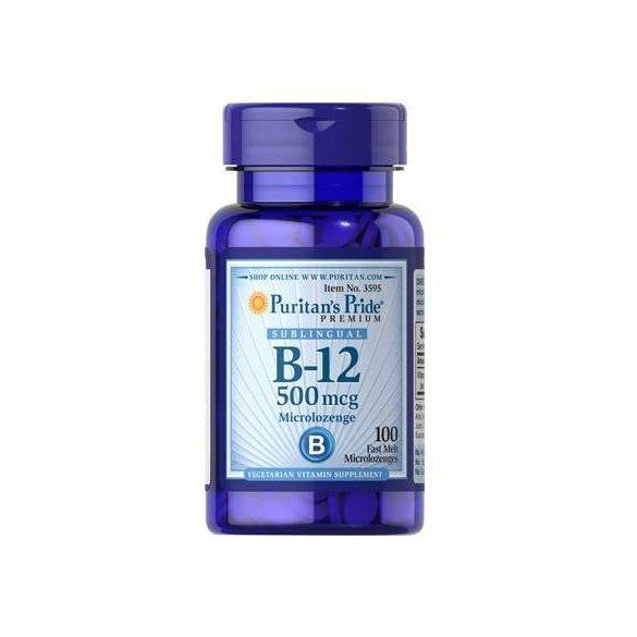 B-12 500 mcg 100 db tabletta