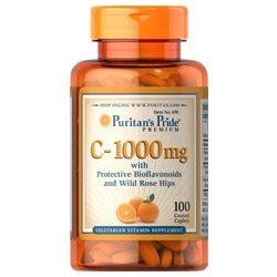 C-1000 mg vitamin bioflavonoidokkal és csipkebogyóval 100 db