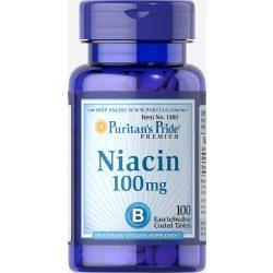 Niacin 100 mg 100 db tabletta