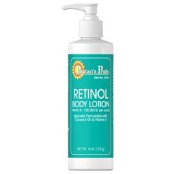 Retinol body lotion 113 gr
