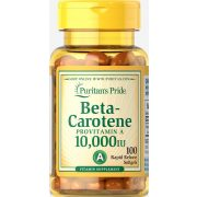 Béta-karotin 10.000 NE 100 db gélkapszula