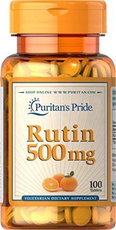 Rutin 500 mg 100 db