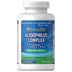 Acidophilus Complex 100 db kapszula