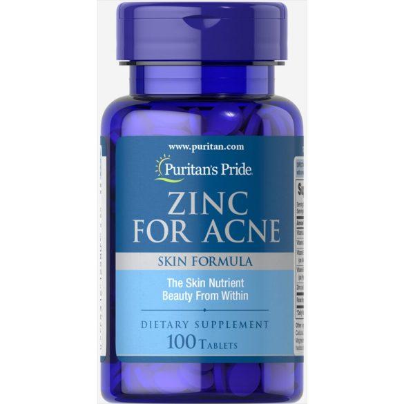 Zinc For acne Pattanás elleni komplex készítmény 100 db