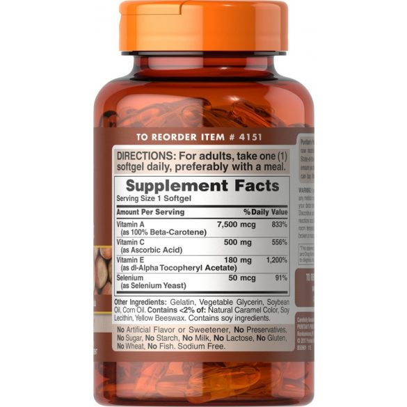 Super Antioxidant 100 db softgels