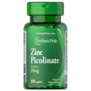 Cink Picolinate 25 mg 100 db