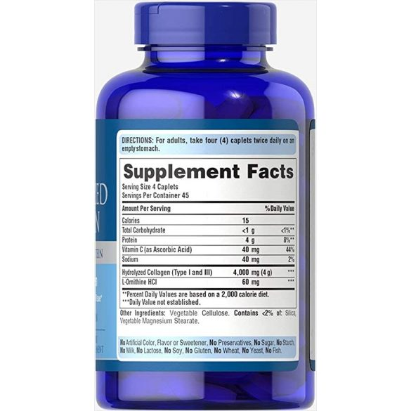 kollagén tabletta
