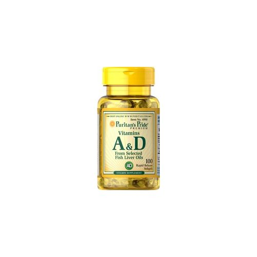 A & D vitamin  500/400 IU 100 db lágyzselatin kapszula