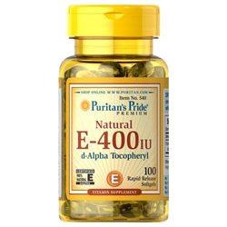 E-400 vitamin  100db