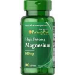 Magnesium 500 mg 100 db
