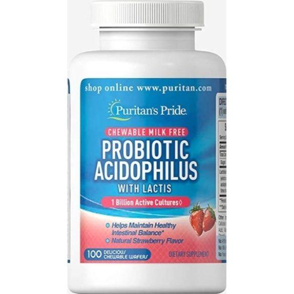 Acidophilus Chewables 100db