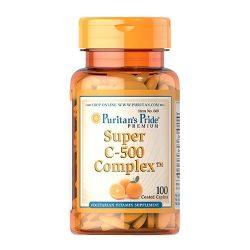 C vitamin Complex  készítmény 500 mg 100 db