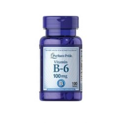 B-6 vitamin 100 mg 100 db tabletta