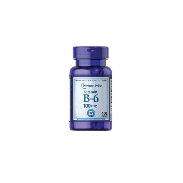 B6 vitamin 100 mg 100 db tabletta