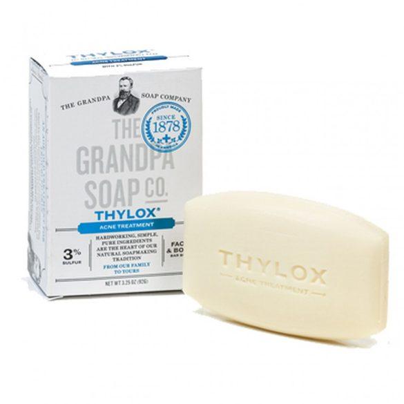 Pattanás elleni szappan szulfurral 92 gr