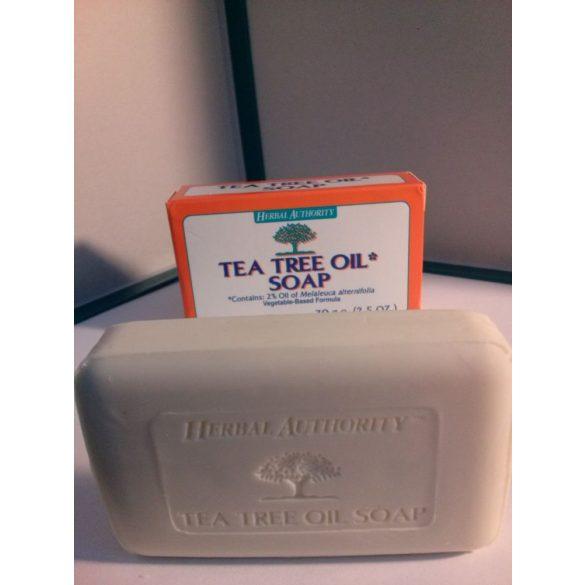 Teafa szappan