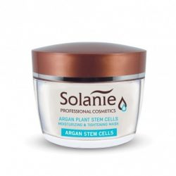 Solanie Argán növényi őssejtes Moisture hidratáló és feszesítő maszk 50 ml