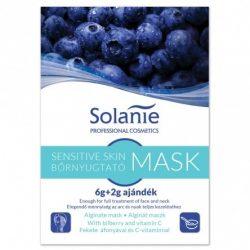 Solanie Alginát Sensitive Bőrnyugtató maszk