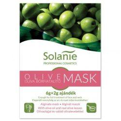 Solanie Alginát Oliva bőrfiatalító maszk