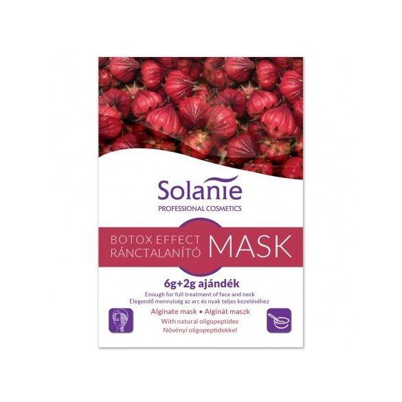 Solanie Alginát Botox Effect Ránctalanító maszk