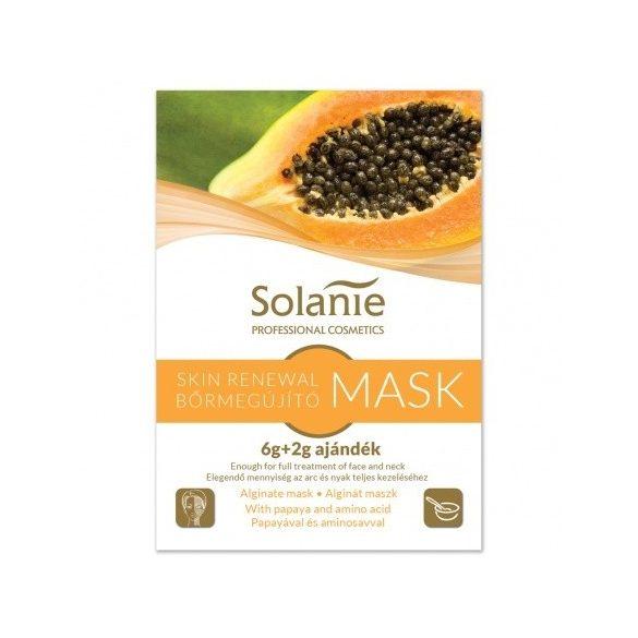 Solanie Alginát Bőrmegújító maszk