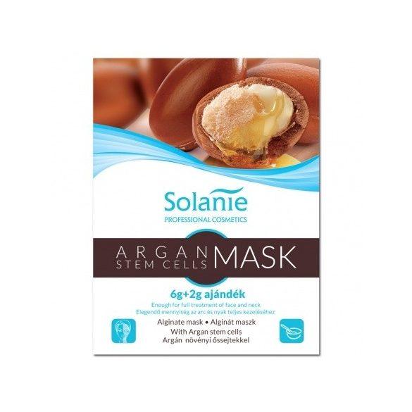 Solanie Alginát Argán növényi őssejtes maszk