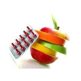 Vitaminok, táplálékkiegészítők